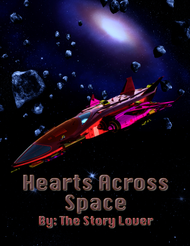 Hearts Across Space Cover