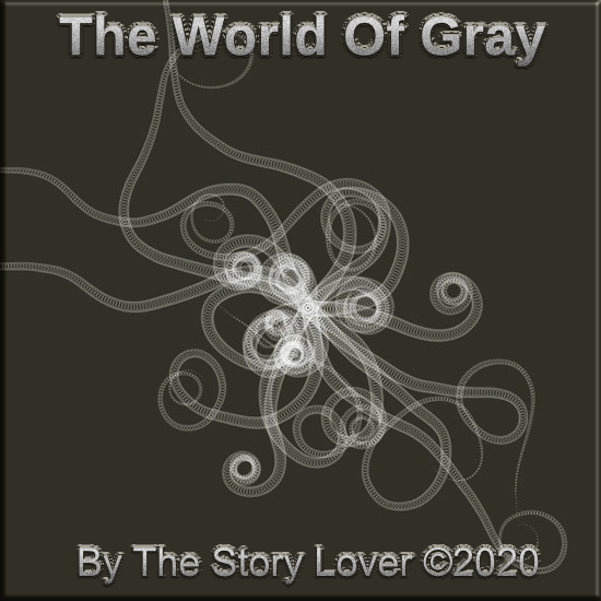 The World Of Gray Cover PNG