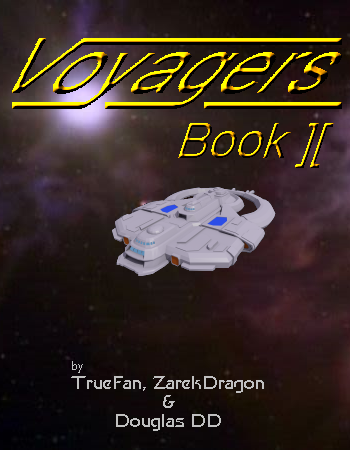 Voyagers Cover