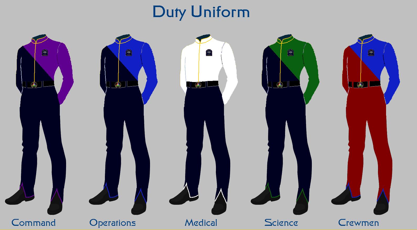 Duty Uniforms