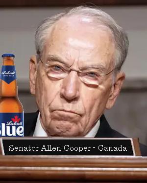 Senator Cooper