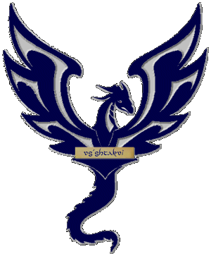 Draconian Flight Wings