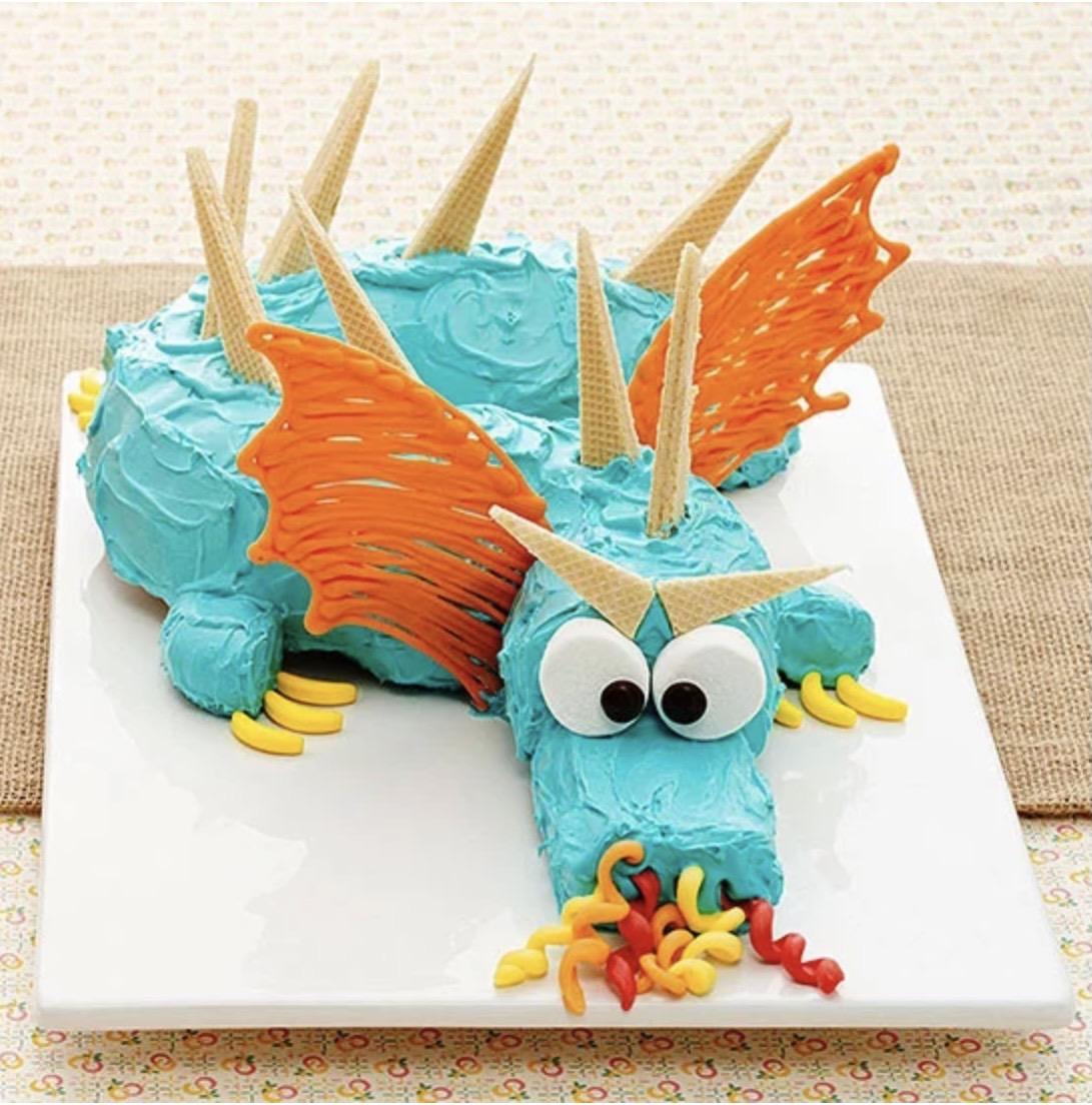 Drake's Cake
