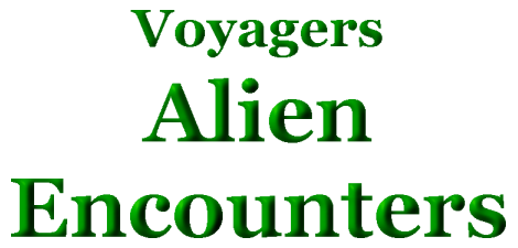 Aliens Encountered