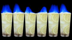 Flamin' Lemonade