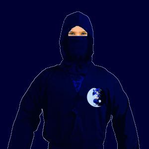 Jace as Ninja
