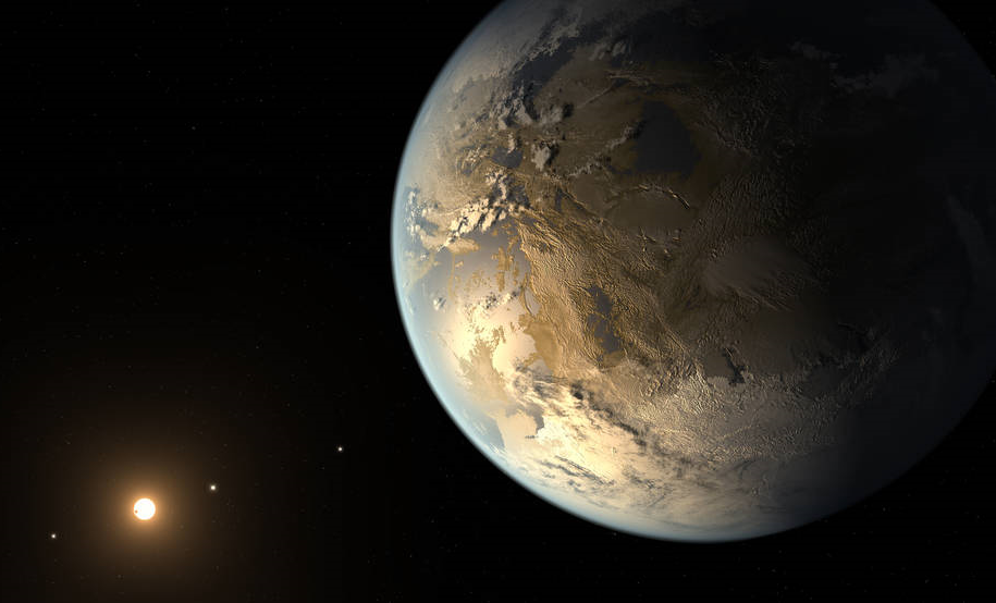 Kepler 186f - New Earth