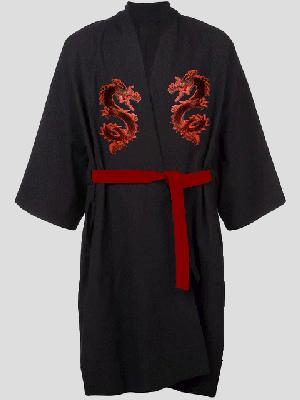 Koji's kimono