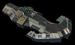 Hammerhead Ship