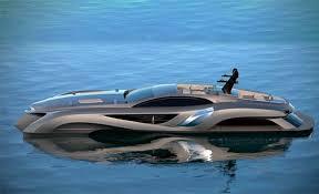 Crusoe Yacht